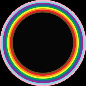 Circle 02 rainbow bold
